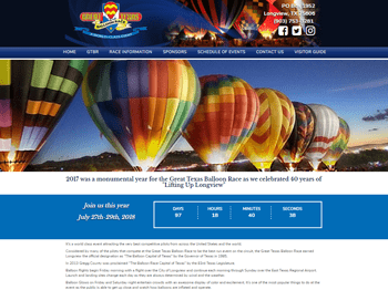 great texas balloon race